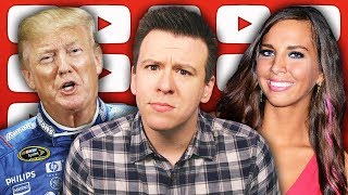 Why People Are Freaking Out About The Trump NFL Boycott and Anthony Weiner Going to Jail...
