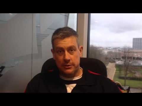 Ashley Giles welcomes you to first Members' monthly news