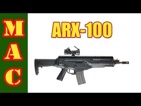 Beretta ARX100 (Civvy ARX160) SHOT 2013