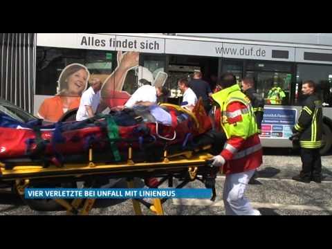 Unfall - Hamburg Kollaustraße   Archiv   News