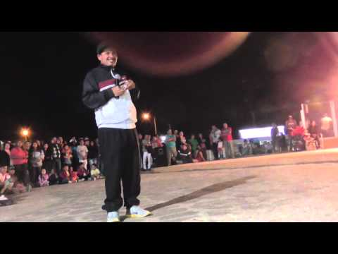 EL CHILENO EN LAS GRUTAS PARTE 1 (07/02/14)