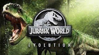 Frische Dinos und neue Insel 🎮 JURASSIC WORLD EVOLUTION