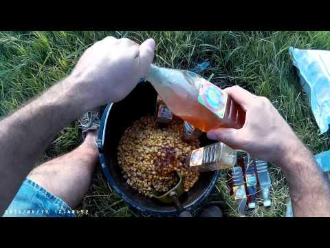 как готовить коноплю на рыбалку