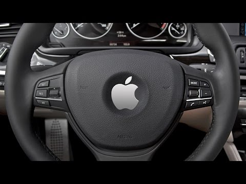 Here's What You Need to Know About Apple's Secret Car Project