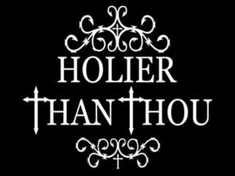Chuck Billy and Alex Skolnick - Holier Than Thou