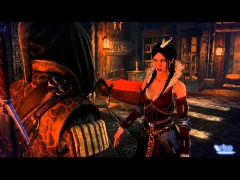The Witcher 2 Assassins of Kings (мнение Антона Логвинова)