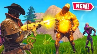 *NEW* ZOMBIES in Fortnite Battle Royale HALLOWEEN Event