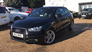 2012 AUDI A1 1.4 TFSI S LINE  FOR SALE | CAR REVIEW VLOG