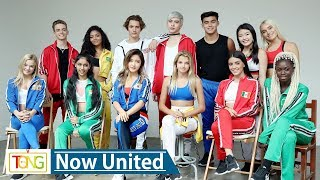 Now United 'Summer In The City' Acappella ver. Stage (나우 유나이티드, 서머 인 더 시티)