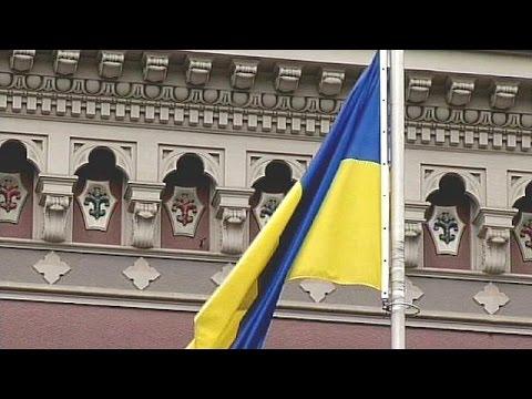 Ukraine's economy shrinks faster from fighting - economy