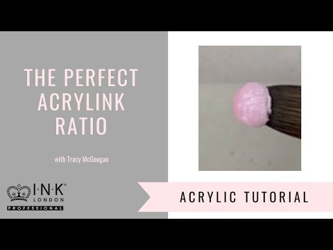 The perfect Acrylink ratio