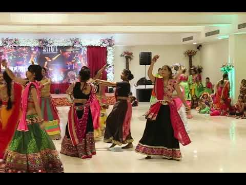 download lagu Eke Laal Darwaje Garba Choreo Girls Group Ritu`s Dance gratis