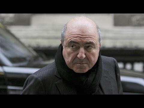 Police investigate death of Russian tycoon