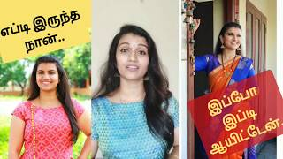 Actress Sirdevi Ashok's weight loss journey l actress sridevi l raja rani serial l raja rani Archana