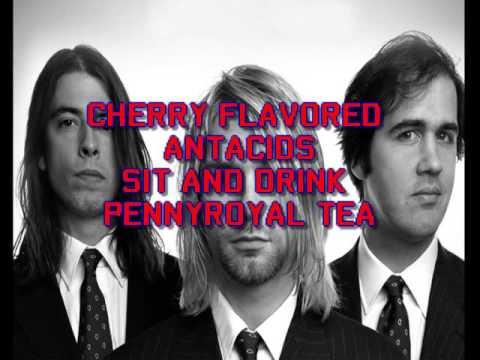 Nirvana   Penny Royal Tea