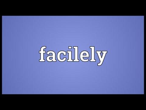 Header of facilely