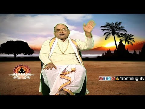 Garikapati Narasimha Rao About The Path of Devotion | Nava Jeevana Vedam | Episode 1261