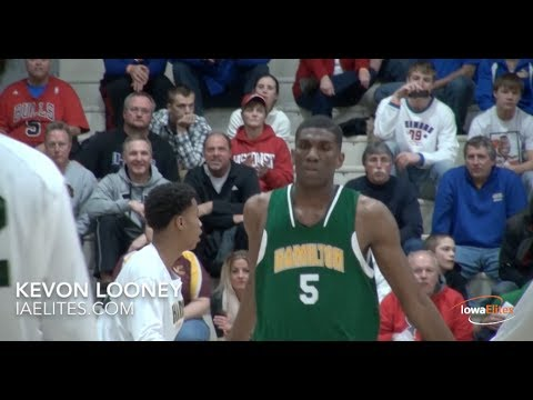 The Kevon Looney Senior Mixtape #UCLA Bound