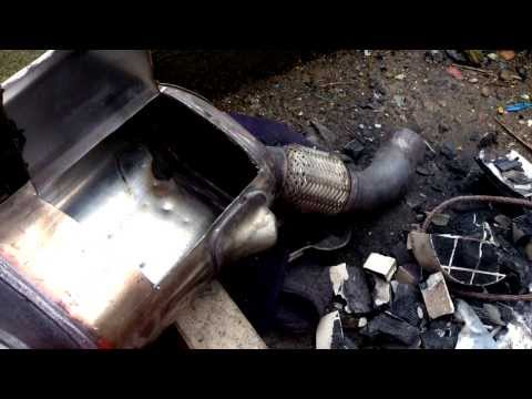 BMW 530d E60 first start after DPF removal