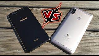 Comparativo - Redmi Note 5 Versus Nubia M2... Qual é o melhor?