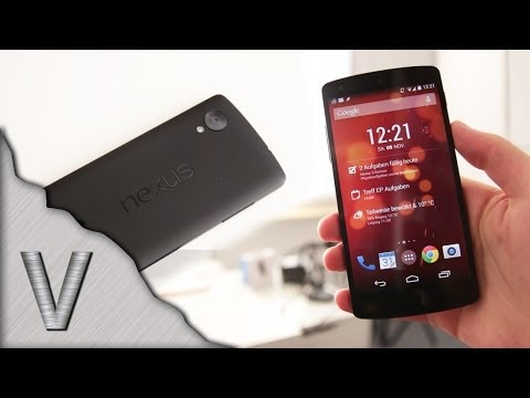 Google Nexus 5 Review! [Deutsch]