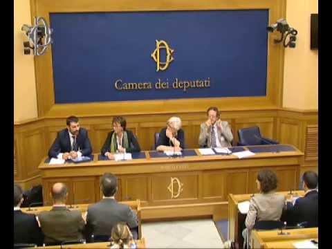 Roma - Conferenza stampa di Paola Binetti (15.10.14)