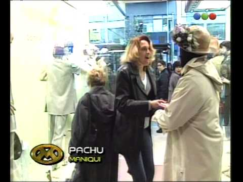 Pachu Maniqui - Videomatch