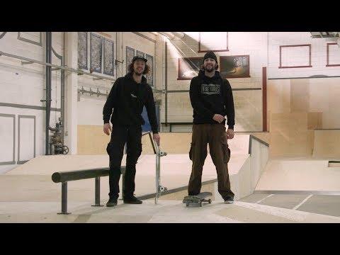 BangBros #3: Gijs & Bob Zevenbergen in Skatepark Utrecht