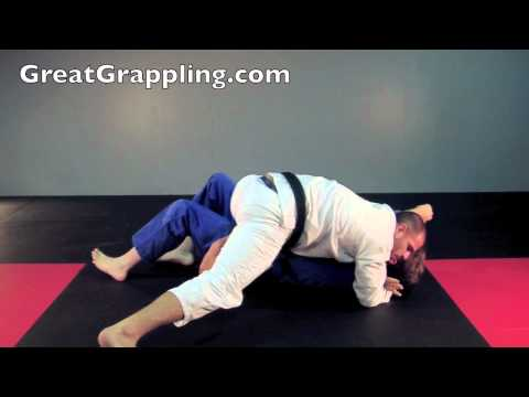 Side Control Submission Arm Triangle.mov Image 1