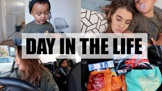 DAY IN THE LIFE | INSULTED BY A TODDLER | BELLES BOUTIQUE