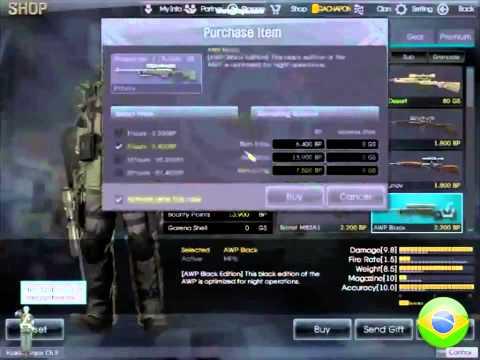 Novo Hack Black Shot + GS Gratis bs