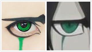 Ulquiorra Cifer   Tutorial : Anime Eye Makeup 241