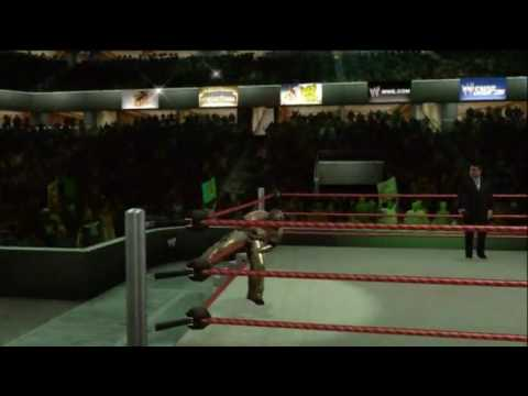 Wwe Smackdown Vs Raw 2010 - Rey Mysterio Entrance (hq) video