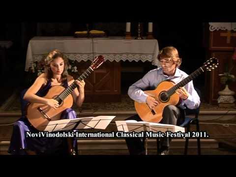 Astor Piazzola TANGO SUITE Deciso - Ana&Viktor Vidovic