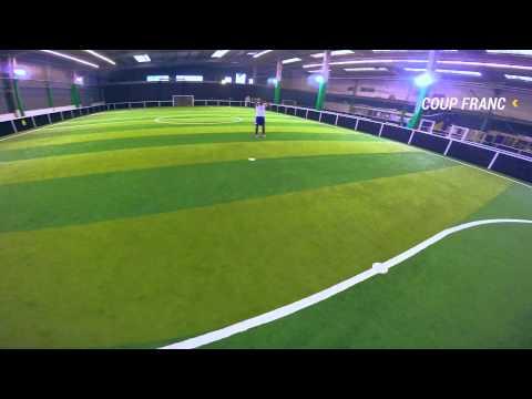 Tuto FIFA 15: Les Coups Francs (ft. Pierre Ménès, A. Lacazette, B. Grannec)