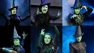 "A Wicked Supercut of Elphabas ""Defying Gravity"""