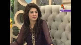 Mehkti Morning  22 August 2016  ATV
