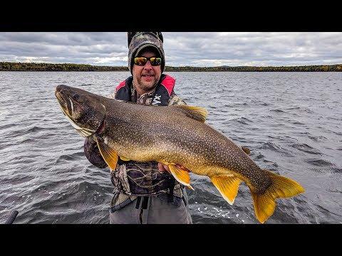 Lake Nipigon Lake Trout - In-Depth Outdoors TV Season 13, Episode 18