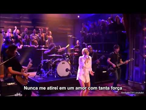 Miley Cyrus - Wrecking Ball (Legendado)