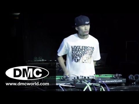 DJ IZOH (Japan) - DMC World Champion 2012 EXCLUSIVE!