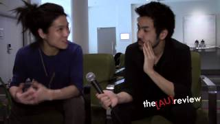 CROSSFAITH Interview Soundwave Festival Australia (2013)
