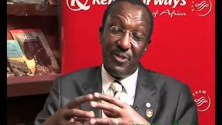 Interview with CEO Kenya Airways Dr.Titus Naikuni - Part one