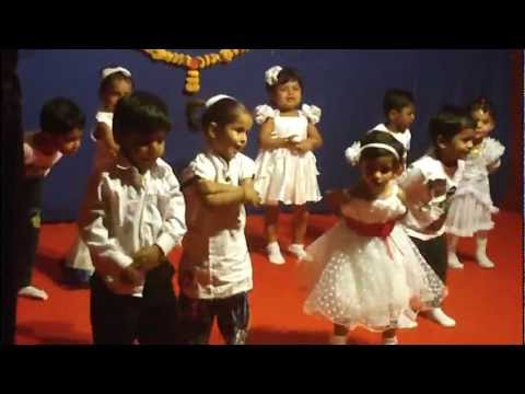 Asava Sunder Choclatecha Babby,s Dance video