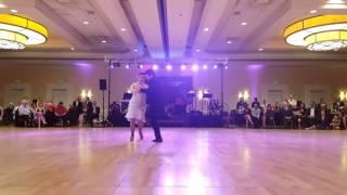 """Fernando Sanchez and Ariadna Naveira — """"Gallo ciego"""" — Day 2, 4/4 at NTW 2016"""