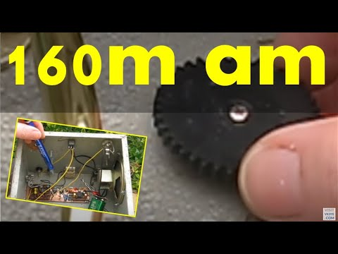 Homebrew 160 metre AM receiver