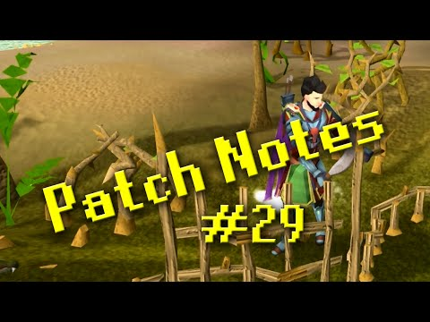 RuneScape Patch Notes #29 - 14th July 2014