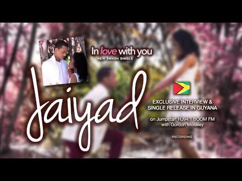 Jaiyad Live Radio Interview on HJ94.1 BOOM FM Guyana