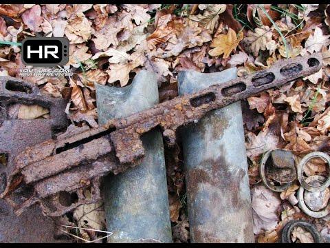 ППШ-41 или раскопки на Западном фронте