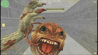 Counter Strike 1.6: Zombie Escape - Parkour | World War'Z