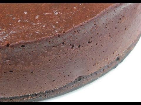 Recette du fondant au chocolat extr me par herv cuisine youtube - Herve cuisine cake chocolat ...